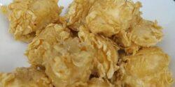 طرز تهیه قارچ سوخاری پفکی خوشمزه و رستورانی فست فودی