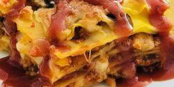 طرز تهیه لازانیا خوشمزه و مخصوص ایتالیایی به روش رستورانی