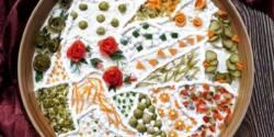 طرز تهیه سالاد الویه خوشمزه و مجلسی به روش رستورانی