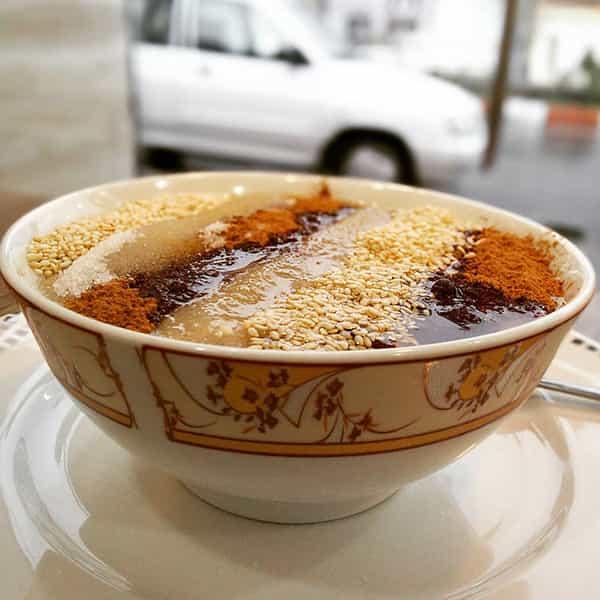 طرز تهیه حلیم گندم با مرغ با گوشت گوسفندی بدون گوشت سریع کشدار نذری مشهدی خوزستان فوت و فن پخت حلیم نذری برای 100 نفر خانگی فوری