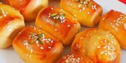 طرز تهیه شیرینی دانمارکی نرم و خوشمزه به سبک اصیل ایرانی