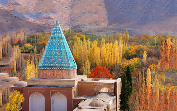شعر بابا افضل کاشانی در بانوی عمارت , اشعار بابا افضل کاشی