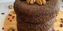طرز تهیه کوکو گردو خوشمزه و مجلسی به روش اصیل شمالی