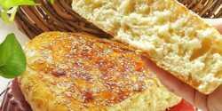 طرز تهیه نان روغنی خوشمزه و محلی به روش سنتی تبریزی
