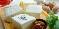 طرز تهیه پنیر صبحانه