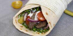 طرز تهیه شاورما خانگی خوشمزه ترکیه ای با گوشت و مرغ