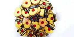 طرز تهیه شیرینی مربایی مشهدی خانگی خوشمزه به روش آلمانی