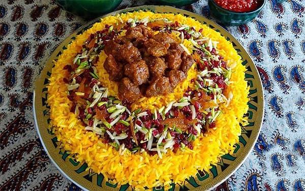 طرز تهیه قیمه نثار قزوینی خوشمزه و مجلسی به روش رستورانی