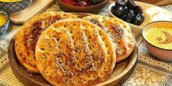 طرز تهیه نان پیده