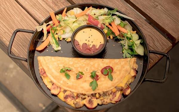 طرز تهیه املت فرانسوی با ژامبون , املت فرانسوی با پنیر , املت فرانسوی با سبزیجات , xvc jidi hlgj tvhks d