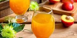 طرز تهیه رانی هلو خانگی خوشمزه و مخصوص با تکه های میوه