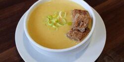 طرز تهیه سوپ تره فرنگی قرمز , طرز تهیه سوپ تره فرنگی فرانسوی , طرز تهیه سوپ تره فرنگی ساناز سانیا