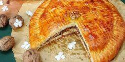 طرز تهیه نان گاتا ارمنی