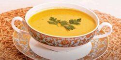 طرز تهیه سوپ هویج ساده خوشمزه و مخصوص به روش رستورانی