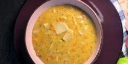 طرز تهیه سوپ شلغم خوشمزه به دو روش رژیمی و مجلسی