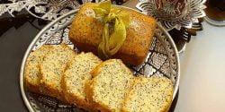 طرز تهیه کیک خرفه خوشمزه و مجلسی با بافت اسفنجی پنبه ای