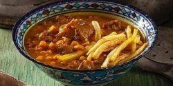 طرز تهیه خورش قیمه یزدی خوشمزه و رستورانی به روش سنتی