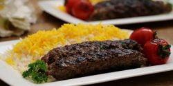 طرز تهیه کباب کفتا اصیل و سنتی لبنانی به روش رستورانی