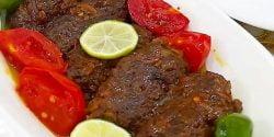 طرز تهیه کباب زردک خوشمزه به روش اصفهانی با سرکه و شیره