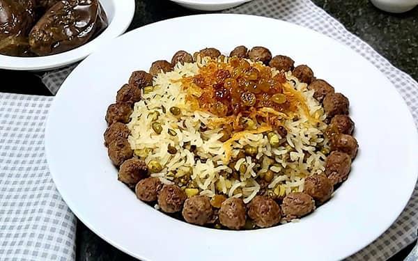 طرز تهیه ماش پلو ساناز سانیا رزا منتظمی ساده بدون گوشت دمی با گوشت قرمزگوجهبا هویج با مرغ xvc jidi lha g