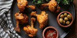 طرز تهیه پاچینی مرغ خوشمزه فست فودی به روش رستورانی