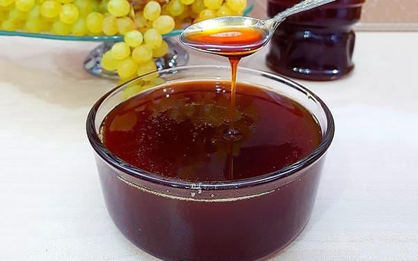 طرز تهیه شیره انگور خوشمزه و سنتی به روش هزاوه اراک