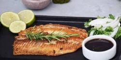 طرز تهیه استیک ماهی ایتالیایی خوشمزه و مخصوص رستورانی