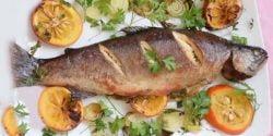طرز تهیه ماهی بریان خوشمزه و مخصوص به روش رستورانی