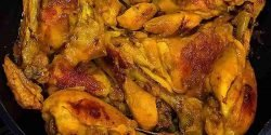 طرز تهیه مرغ دودی خوشمزه و مجلسی به روش رستورانی
