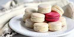 طرز تهیه شیرینی ماکارون خوشمزه و مخصوص به روش فرانسوی
