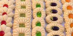 طرز تهیه شیرینی سابله خوشمزه و مجلسی به روش فرانسوی