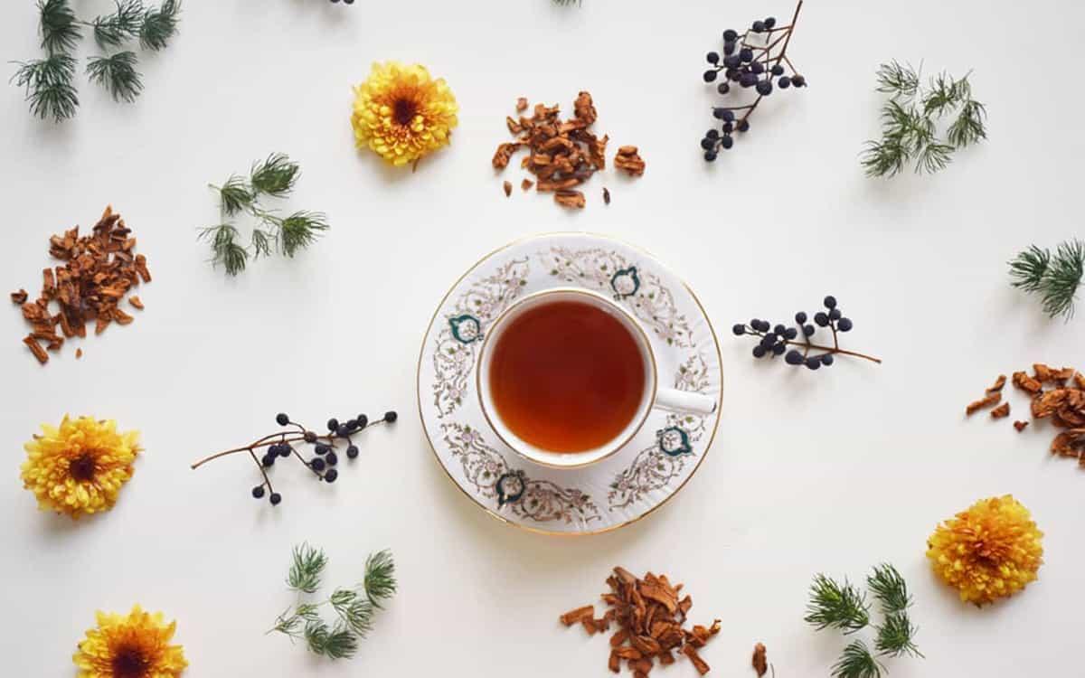 چای سیب (طرز تهیه)