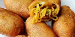 طرز تهیه پیراشکی هندی خوشمزه و تند به روش سنتی بازاری