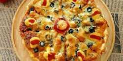 پیتزا مارینارا , طرز تهیه پیتزا مارینارا