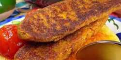 طرز تهیه کباب تابه ای گیاهی خوشمزه و مجلسی وگان بدون گوشت