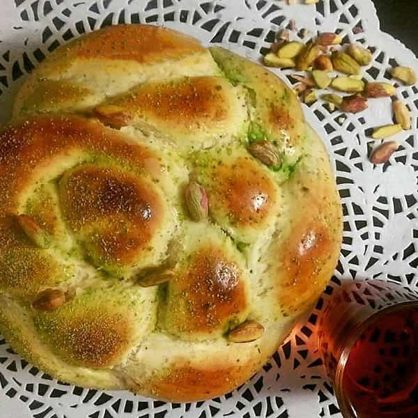 طرز تهیه نان هل