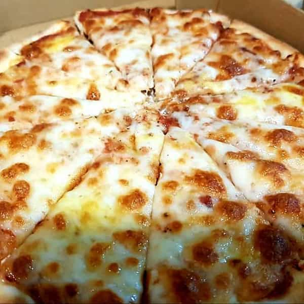 طرز تهیه پیتزا پنیر و قارچ , دستور پخت پیتزا پنیری