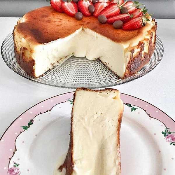 چیز کیک سن سباستین , طرز تهیه چیز کیک سن سباستین , دستور پخت چیز کیک سن سباستین
