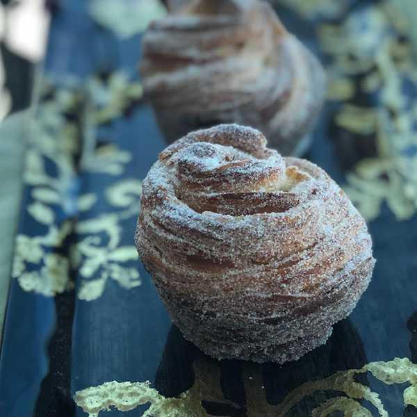 کرافین , طرز تهیه کرافین , دستور پخت نان کرافین , شیرینی کرافین