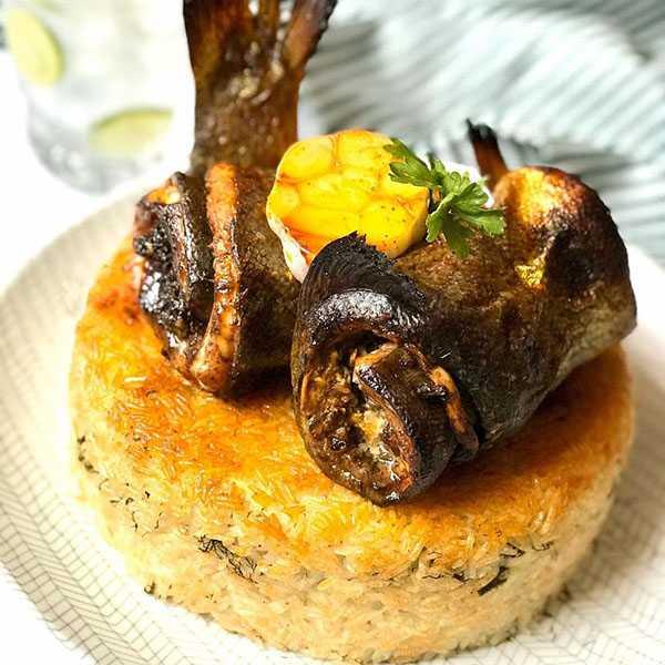 رول ماهی شکم پر , طرز تهیه رول ماهی شکم پر , دستور پخت رول ماهی شکم پر بفرمایید شام