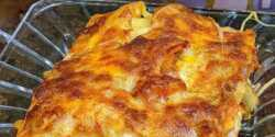 طرز تهیه لازانیا میگو خوشمزه و مخصوص به روش رستورانی