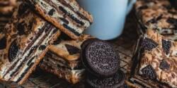 طرز تهیه کیک اوریو خوشمزه و مخصوص به روش کافه ای
